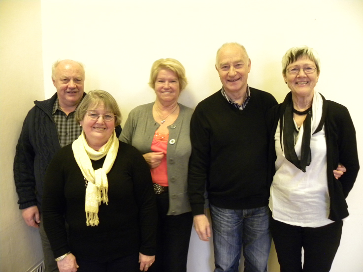 Seniorstyret 2012