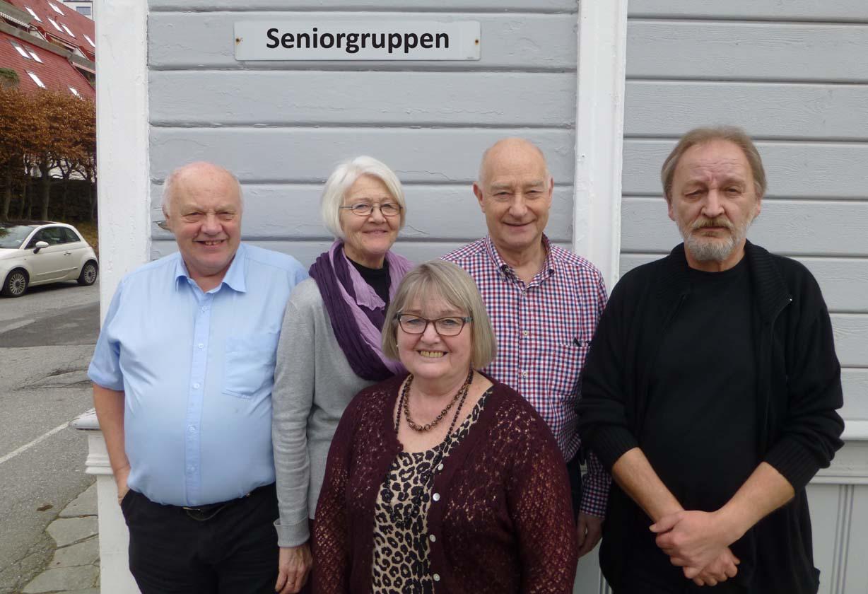 Seniorgruppen 2014-15