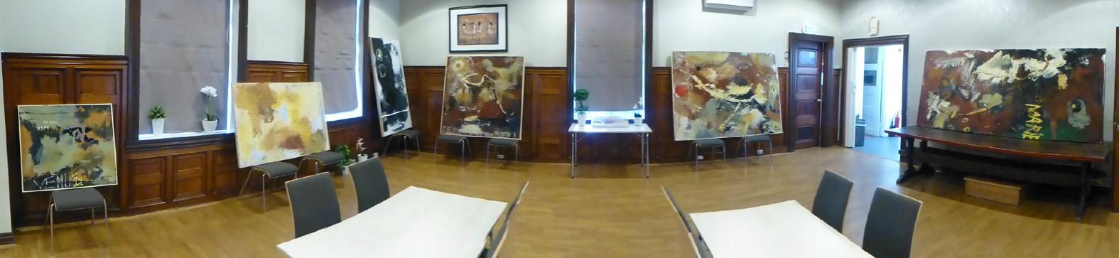 Kunstutstilling 29-05-2014
