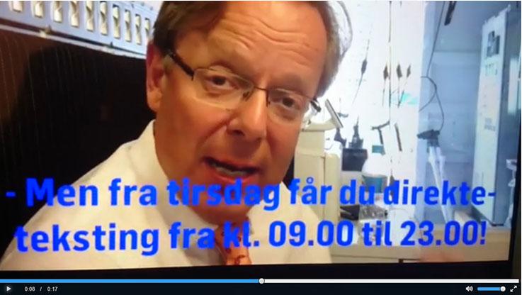 TV2-tekst