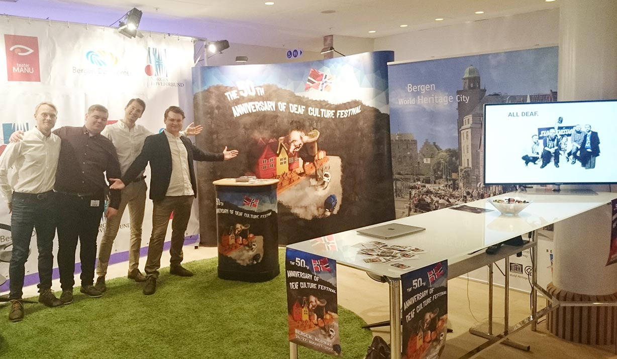 bergens-stand