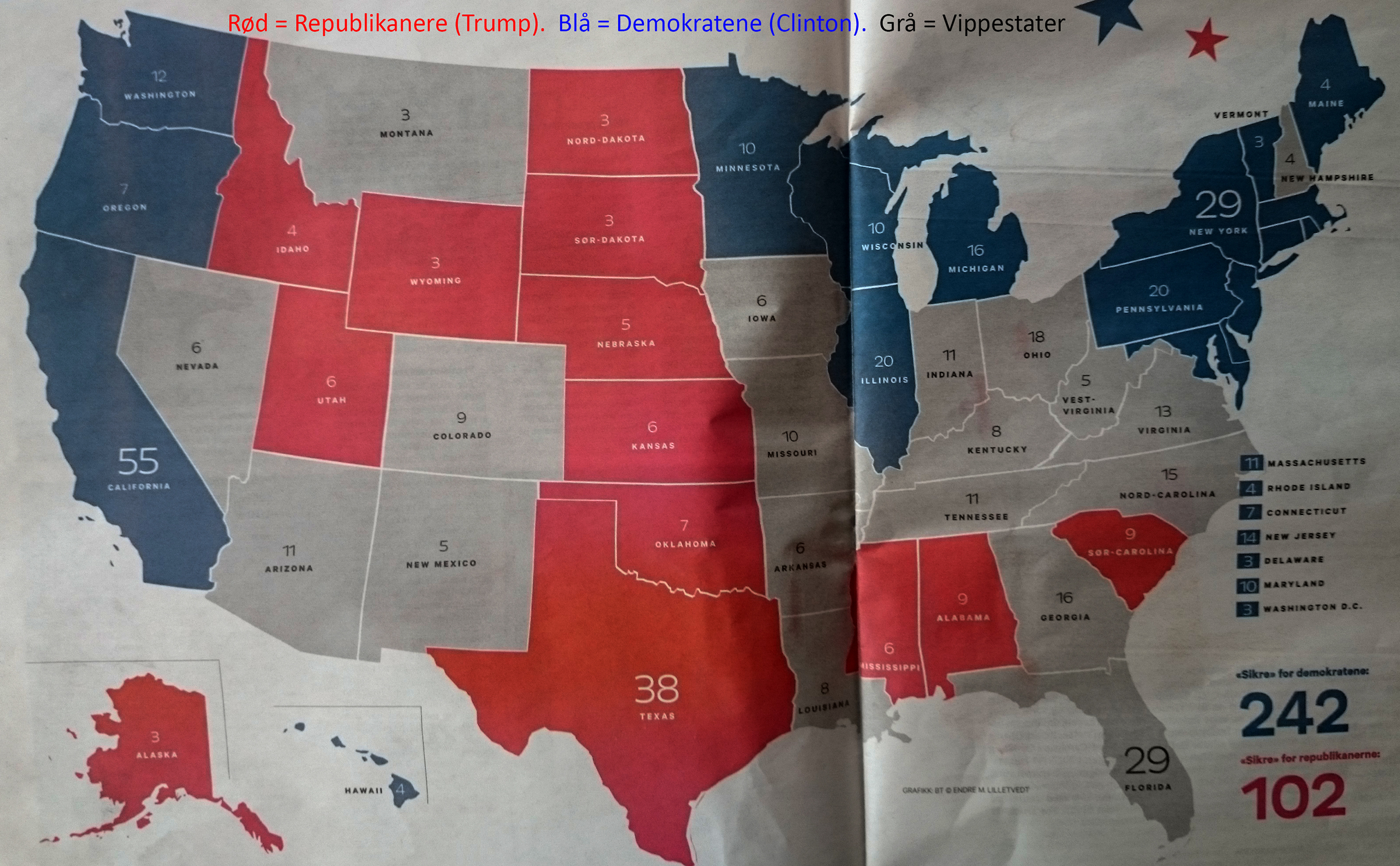 usa-valget-statene