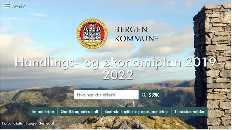 Kommunebudsjett 2019