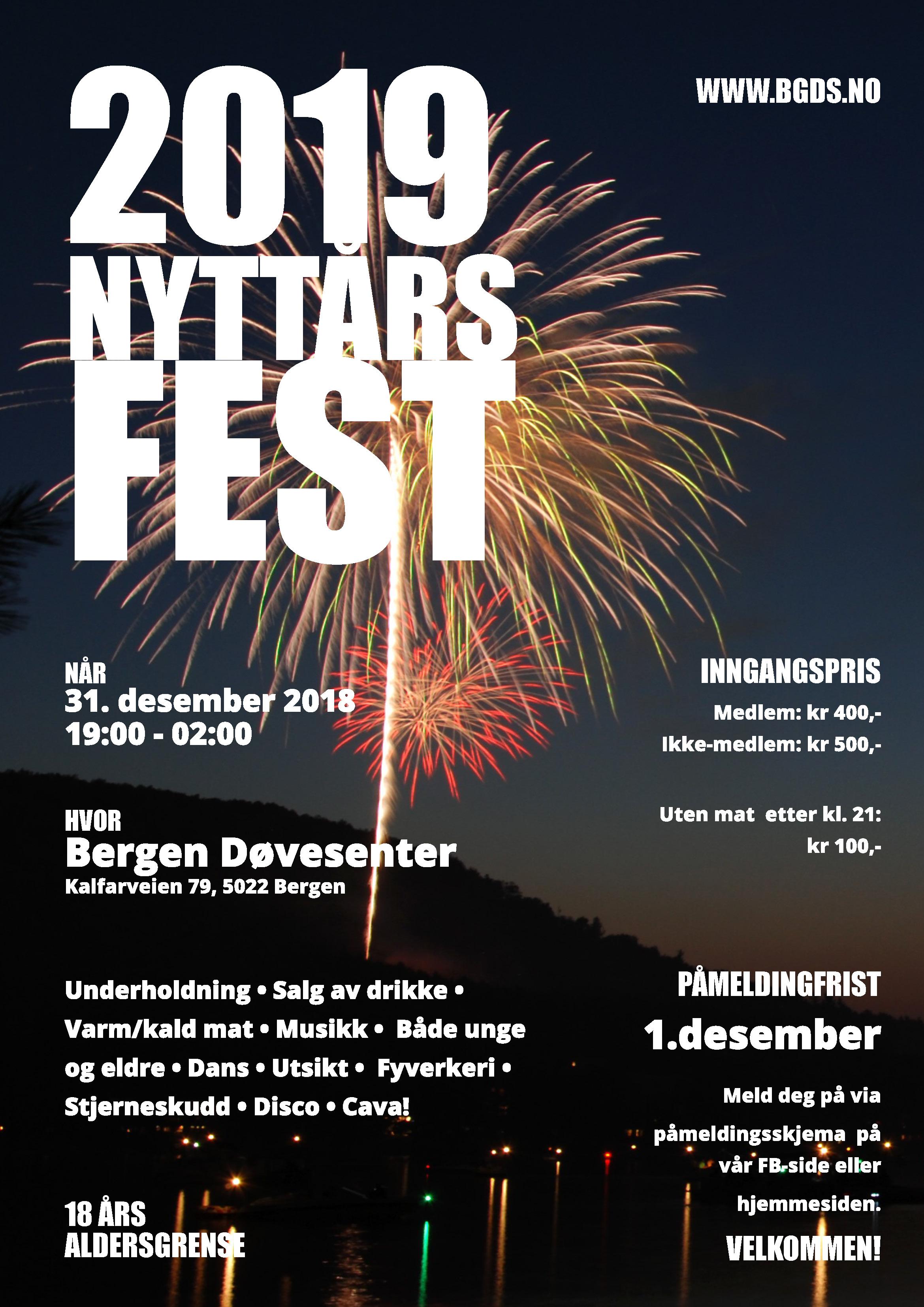 Nyttårsfest_Plakat_2019